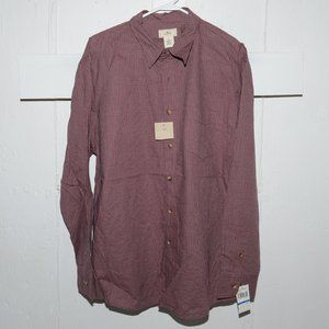 Dockers button down mens shirt size XL J345